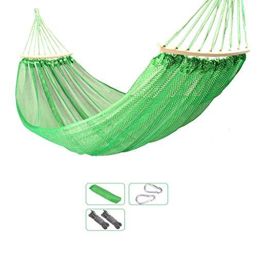 Silk Hangmat, ijszijde, enkele schommel, net voor binnen, slaapkamer, park, dubbele stoel voor volwassenen en kinderen