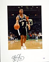 J.R. Reid Signed 16x20 Matted Photo San Antonio Spurs - PSA/DNA Authentication - Basketball Collectible