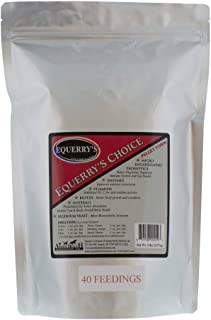 Animal Health Solutions - Equerry's Choice Pellet, Digestive Aid with Vitamins and Minerals for Any Horse (5 pounds)