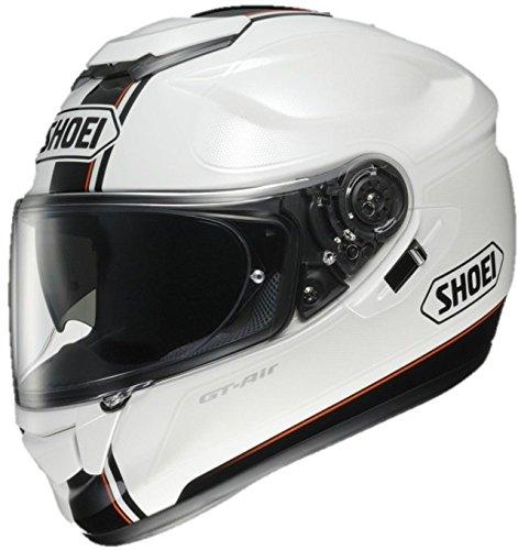 ショウエイ(SHOEI) バイクヘルメット フルフェイス GT-Air WANDERER(ワンダラー) TC-6(WHITE/SILVER) M (頭囲 57cm)
