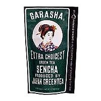 GARASHA 日本製 緑茶 ティーバッグ煎茶 10TB×12セット 20314