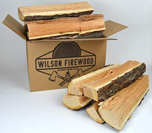 Wilson Enterprises Split Firewood- Birch, Maple, Oak, Apple,...