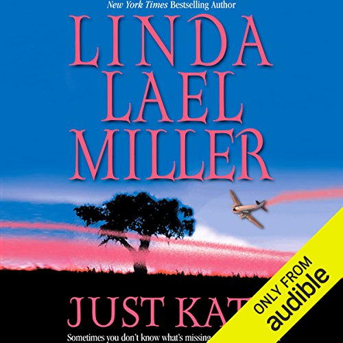 Just Kate audiobook cover art
