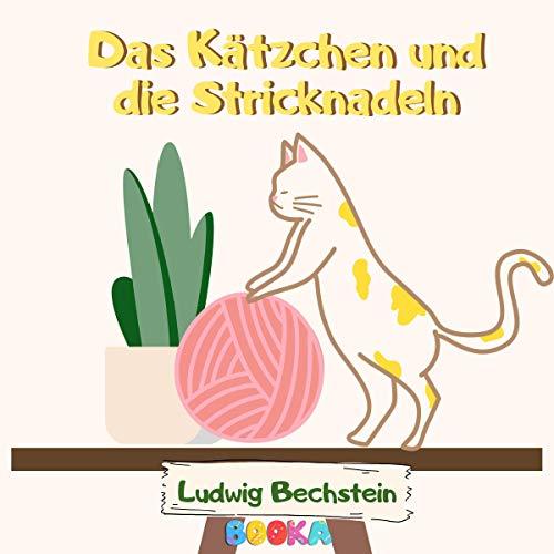 Das Kätzchen und die Stricknadeln [The Kitten and Knitting Needle] cover art