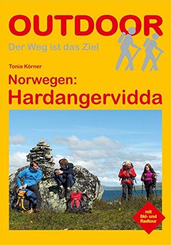 Norwegen: Hardangervidda (OutdoorHandbuch)