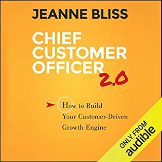 Chief Customer Officer 2.0 audiobook cover art
