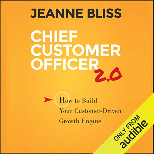 Couverture de Chief Customer Officer 2.0