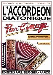 Partition : L\'accordeon diatonique par l\'image F. Lefort