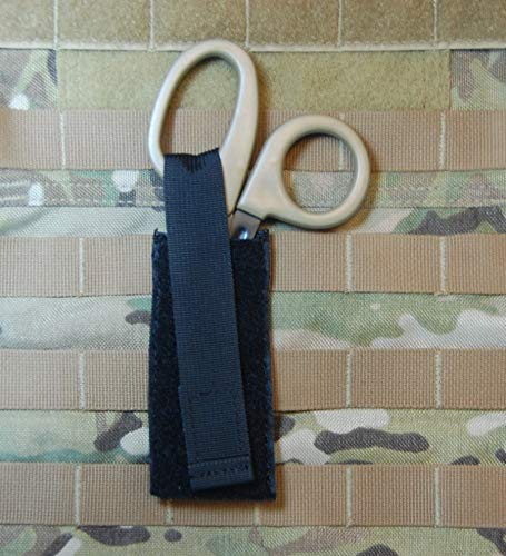 BritKitUSA Trauma Shears Holster MOLLE Pouch Medical EMS...