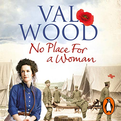 No Place for a Woman audiobook cover art