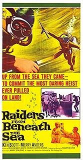 Raiders from Beneath the Sea - Authentic Original 41
