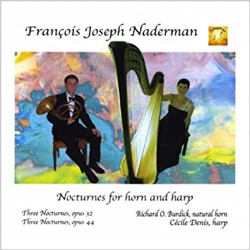 Nocturnes for horn and harp by F. J. Naderman