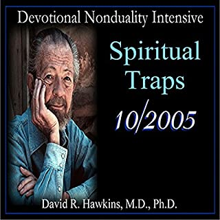 Devotional Nonduality Intensive: Spiritual Traps audiobook cover art