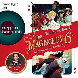 Die magischen Sechs Titelbild