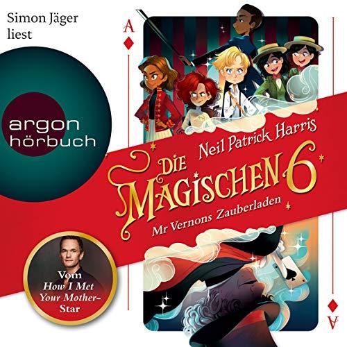 Die magischen Sechs cover art