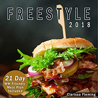 Freestyle 2018: 105 Best Easy and Healthy Recipes to Quickly Lose Weight audiobook cover art