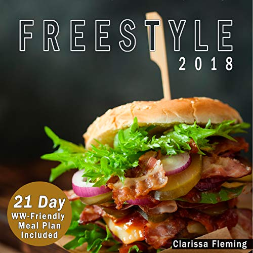 Freestyle 2018: 105 Best Easy and Healthy Recipes to Quickly Lose Weight Titelbild