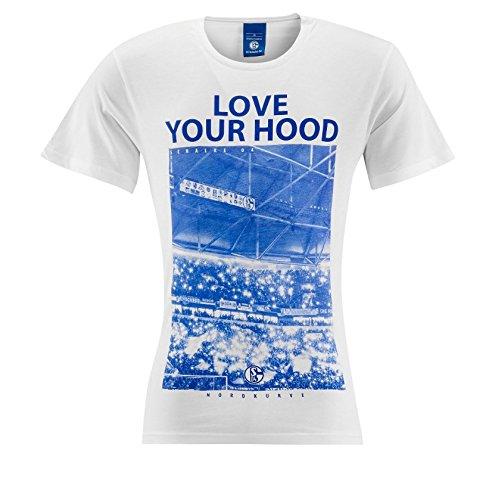 FC Schalke 04 T-Shirt Nordkurve (3XL)