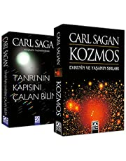 Carl Sagan Seti - 2 Kitap Takim