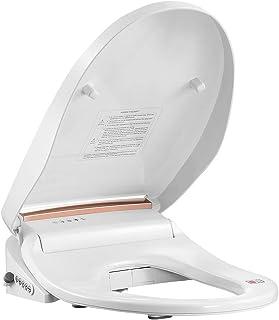 DR FUSSY Smart Toilet Seat Bidet Cover Remote Control Electric Toilet Wash-let Bathroom Warm Water Massage New-Design U Sh...