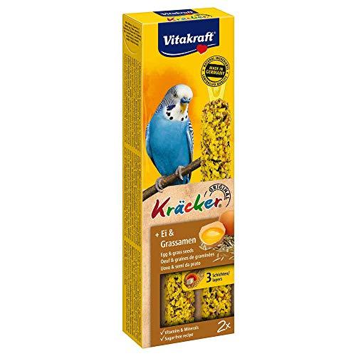 Vitakraft Vogel Kräcker Ei 2er Sittich