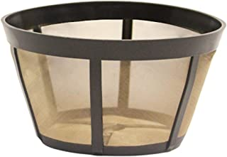 Bunn Replacement Washable Goldtone Basket Coffee Filter Fits Models: BX, BTX, GRX, NHB,..