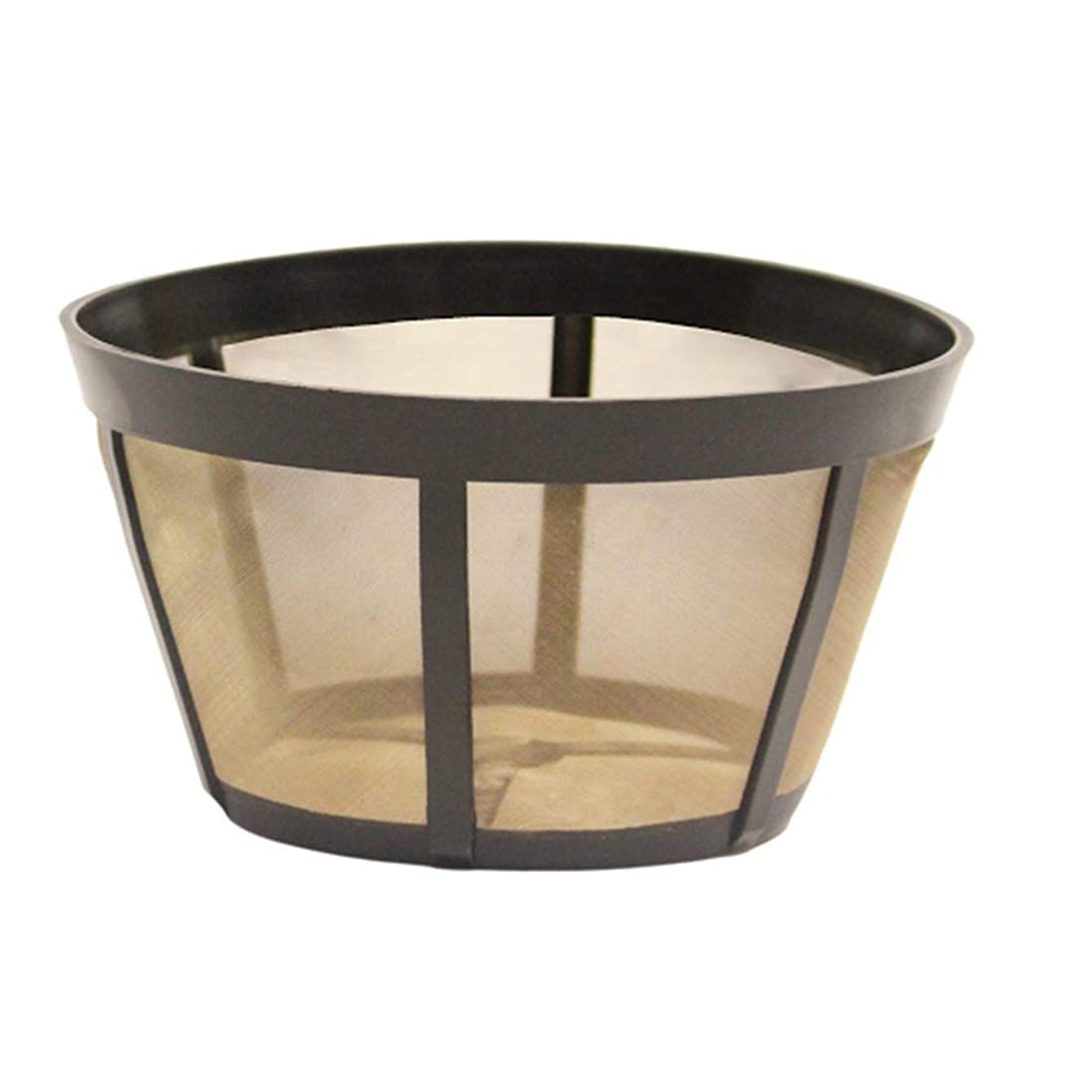 Bunn Replacement Washable Goldtone Basket Coffee Filter Fits Models: BX, BTX, GRX, NHB, NHS, ST, HG, HT