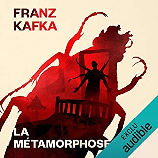 La Métamorphose                   Auteur(s):                                                                                                                                 Franz Kafka                               Narrateur(s):                                                                                                                                 François Hatt                      Durée: 2 h et 4 min     7 évaluations     Au global 4,1