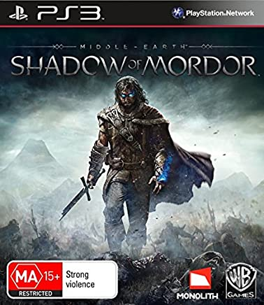 Middle Earth: Shadow Of Mordor PS3