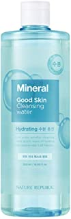Nature Republic Good Skin Ampoule Cleansing Water 500ml / 16.90 fl.oz. (Mineral)