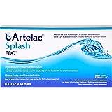 Artelac Splash Augentropfen EDO, 30 pzas Recipiente de una sola dosis