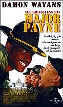 Major Payne VHS