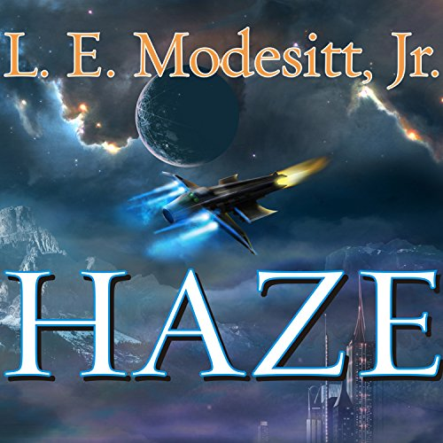 Haze audiobook cover art