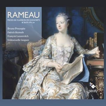 Rameau: Pièces de clavecin en concerts & suite en la