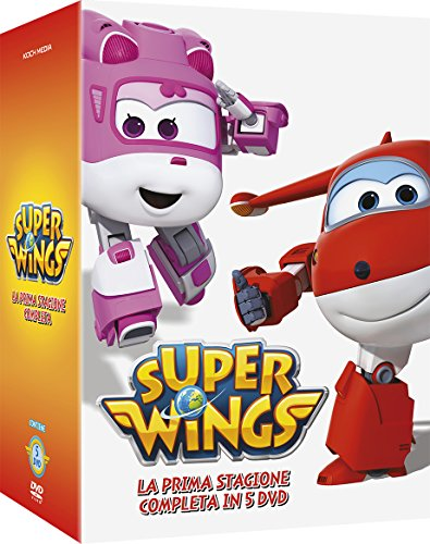 Dvd - Super Wings Collection (5 Dvd) (1 DVD)