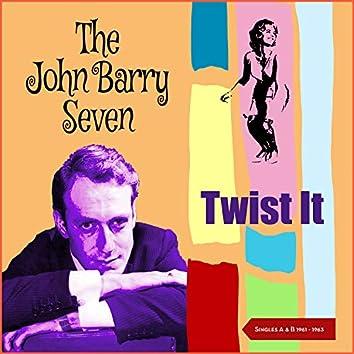 Twist It (Singles A & B Sides 1961 - 1963)