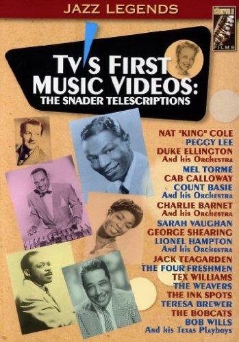 Tv'S First Music Videos [Edizione: Regno Unito]