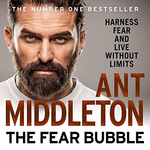 The Fear Bubble audiobook cover art