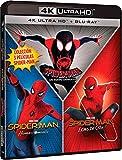Pack Spider-man (Homecoming - Lejos de casa - Un nuevo universo) (4K UHD + Blu-ray) [Blu-ray]