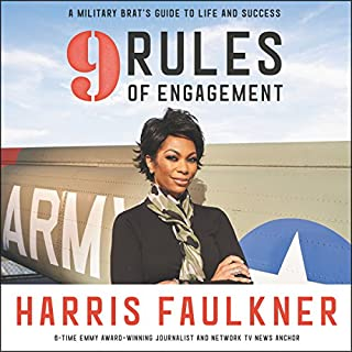 9 Rules of Engagement audiobook cover art