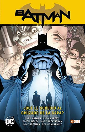 Batman: ¿Qué le sucedió a
