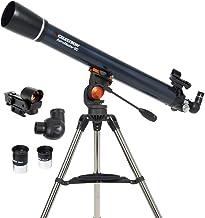 Celestron – AstroMaster 90AZ Refractor Telescope – Refractor Telescope for..
