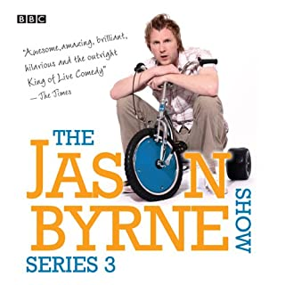 The Jason Byrne Show: Complete Series 3 cover art
