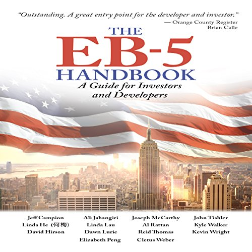 The EB-5 Handbook audiobook cover art