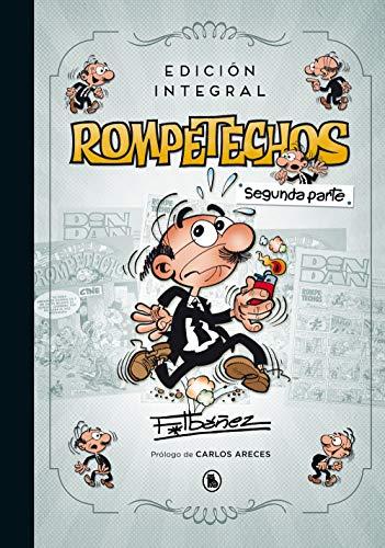 Rompetechos (edición integral: segunda parte) (Bruguera Clásica)