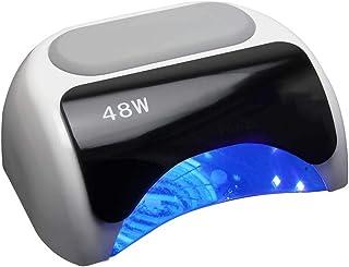 Máquina De Terapia De Luz De Uñas LED Cubierta Deslizante De 18 K Fototerapia Gel De Inducción De Luz Esmalte De Uñas Uñas De Curado Lámpara Secadoras Arte Manicura Sensor Automático