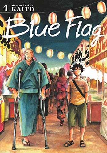 Blue Flag, Vol. 4 (English Edition)