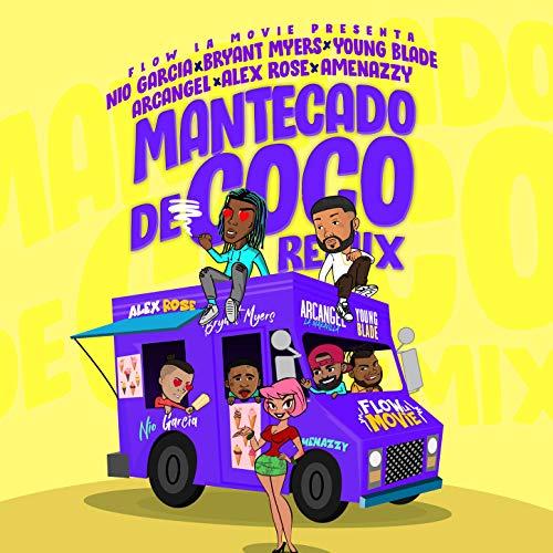 Mantecado de Coco (Remix) [Explicit]