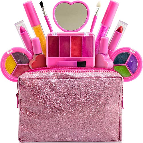 Kids Makeup Kit For Girl - 13 Piece...