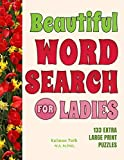 Beautiful Word Search for Ladies